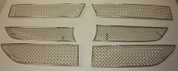 2008 - 2011 Dodge Journey Germany Mesh Grill Set, 6pc
