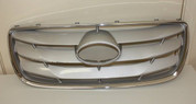 2010-2012 Santa Fe OEM Front Grill SILVER color
