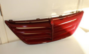 2009-2011 Genesis Sedan OEM Custom Painted factory RED grill
