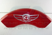 "Genesis ""G"" Wing MGP Caliper Covers 4pc Set"