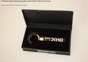 Genesis Coupe LOVIS Swarovsku Crystal Limited Edition Key Chain