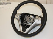 Genesis Coup OEM Steering Wheel / USDM Grand Touring Model w/Paddel Shifters