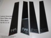 2011 - 2013 Optima K5 Luxury Generation Door Pillars 4pc