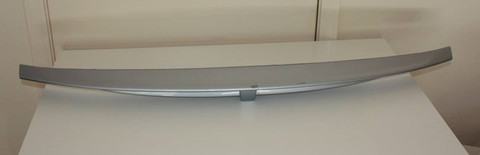 2004-2006 Spectra Sedan ASIS ABS Rear Lip Spoiler painted ICE BLUE factory color