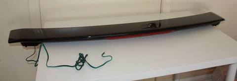 2006.5-2010 Optima OEM LED Rear Spoiler, painted BLACK