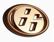 "~ NEW GOLD~ 3D Solid Metal ""86"" Badge Scion FRS, Subaru BRZ, Toyota GT-86"