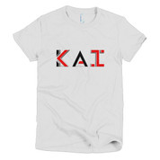 New KAI Logo Short Sleeve Women's T-Shirt