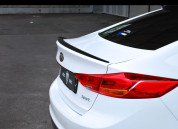 2016+ Elantra AD M&S Rear Lip Spoiler