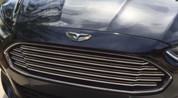 Ford Fusion LODEN -T Wing Badge Emblem