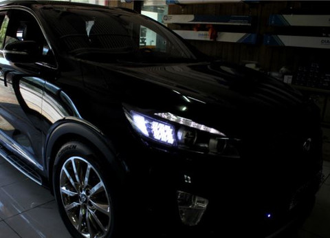 2016 Sorento Led Headlight Turn Signal Module Set