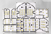 LED Interior Light Module Set