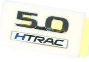 "2017+ Genesis G90 ""5.0 HTRAC"" OEM Emblem"