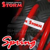 Storm Lowering Springs 4pc Set