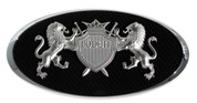 "LODEN ""Crown Jewel"" Emblem Badge"