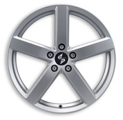 ETA BETA ITALY Eros Silver Premium Alloy Wheels