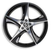 ETA BETA ITALY Jofiel Black Polish Premium Alloy Wheels