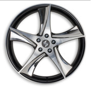 ETA BETA ITALY Jofiel X-Black Polish Premium Alloy Wheels