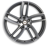 "ETA BETA ITALY ""DLW"" Elite Black Matt Polish Deluxe Wheel Collection"