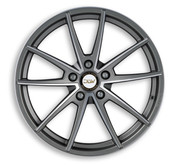 "ETA BETA ITALY ""DLW"" Manay Anthracite Matt Polish Deluxe Wheel Collection"