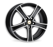 "ETA BETA ITALY ""DLW"" Og1 Black Matt Polish Deluxe Wheel Collection"