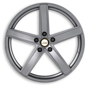 "ETA BETA ITALY ""DLW"" Uros Anthracite Deluxe Wheel Collection"