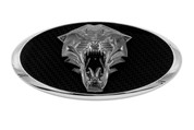 LODEN TIGER 3D EMBLEM BADGE GRILL/HOOD/TRUNK