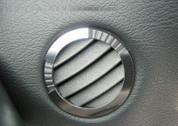 Chrysler Crossfire Chrome Dash Vent Cover Set 4pc