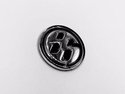 2017+ Toyota Fender Emblem Black Chrome Special Edition Scion FRS fender emblem subaru brz fender emblem 86