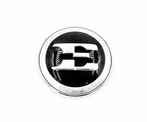 Kia E Badge Exclusive emblem for Kia Stinger Cadenza from Korea KDM exclusive