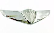 Genesis Vision G concept style wing chrome for sedan 2009 2010 2011 2012 2013 2014 2015 2016