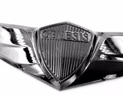 Genesis Vision G concept style wing black chrome for Genesis brand G70 G80 G90 G60