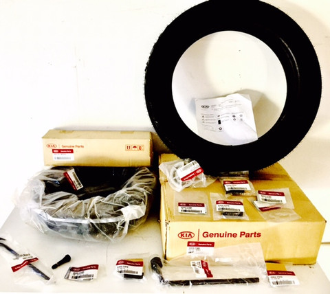 Kia Optima Genuine OEM Spare tire kit complete 2011 2012 2013 2014 2015 Mobis items