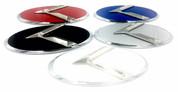 """2010-2014 Genesis Coupe """"LODEN 3.0"""" K Badges *CHROME EDGE* Emblem  (VARIOUS COLORS)"""
