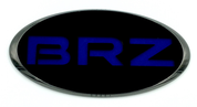 "*NEW* ""THE BRZ BADGE"" LODEN Subaru Hood/Trunk Emblem (VARIOUS COLORS!)"