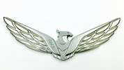 Subaru BRZ Loden EAGLE Badge (Various Colors)