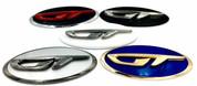 2013-2018 Forte Hatch 5dr ULTRA GT (V.2) Emblem Badge Hood/Trunk (Various Colors)