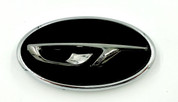 ULTRA GT Premium Steering Wheel Emblem for Kia / Hyundai (Various Colors)