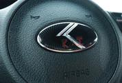 *NEW* STINGER Vintage K Steering Wheel Emblem