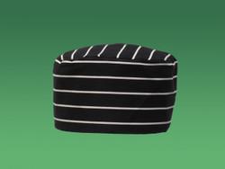 - Black White Chalk Stripe 100% Cotton