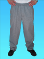 Comfort Fit Pant Houndstooth 100% Cotton