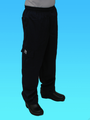 Cargo Pant Black 100% Cotton