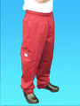 Cargo Pant Crimson 100% Cotton