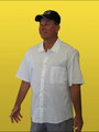 Cook Shirt - White
