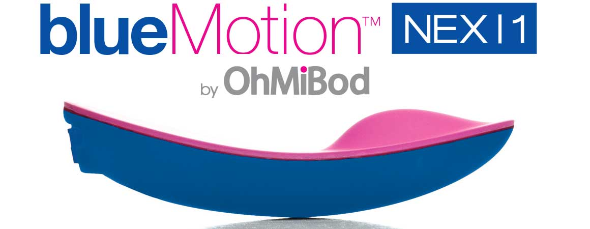 OhMiBod blueMotion NEX 1 bluetooth Wearable Vibrator