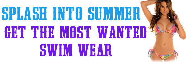 get this years most wanted swim wear at Dallas Novelty