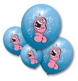 Bachelorette Party Pecker Balloons 6-pack