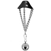 Strict Leather Parachute Stretcher with Ball Weight