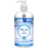 CleanStream Relax Light Desensitizing Anal Lubricant 17 oz