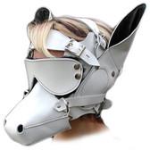 StockRoom Ponyhead Bridle Set White