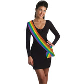 Forum Novelties Rainbow Sash